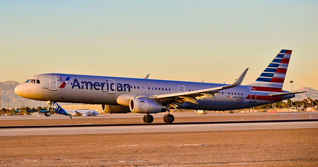 N149AN American Airlines 2015 Airbus A321-231 - cn 6812