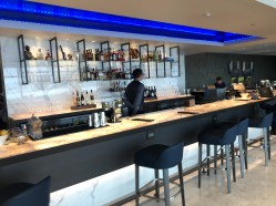 United Polaris Bar SFO