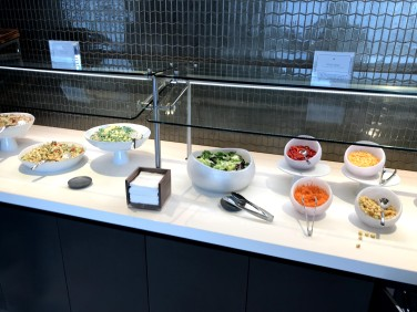 Salad Bar offerings