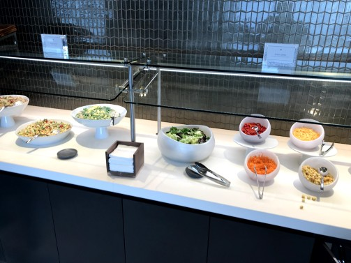 Salad Bar offerings