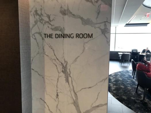 Dining Room Entrance