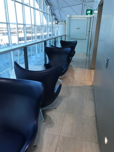 United Global First Seating Area